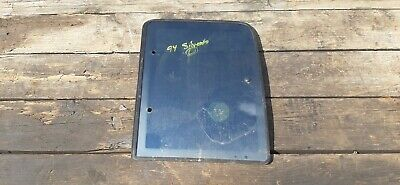 88-99 Chevy GMC 1500 Truck Driver Left Rear Extended Cab Vent Window Glass OEM
