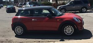 2015 Mini Cooper lease takeover