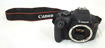 Canon EOS Rebel T6 18MP DSLR Digital Camera DS126621 - Camera Body Only