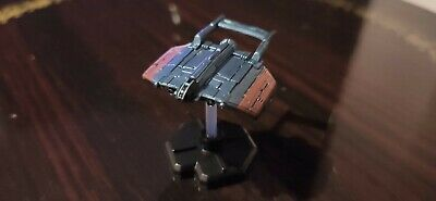 Star Wars Miniatures CloakShape Fighter 46/60 + Card - Starship Battles