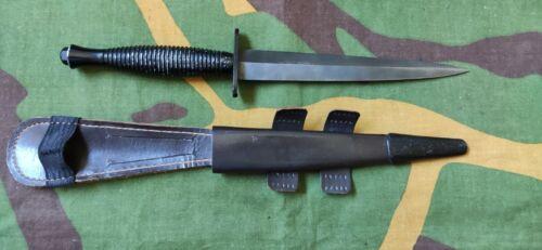 *** BRITISH *** J. NOWILL & SONS MK3 RAF COMMANDO DAGGER FIGHTING TRENCH KNIFE