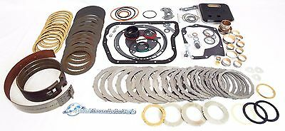 Dodge 48RE Transmission Master Rebuild Kit w ALL the Bushings  Thrust Washers