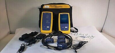 Fluke Versiv 2 Dtx2-5000 Cable Analyzer Cat 6 Cable Certifier 90 Daywarranty
