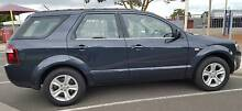 2010 Ford Territory MKII TX Wagon Geelong West Geelong City Preview