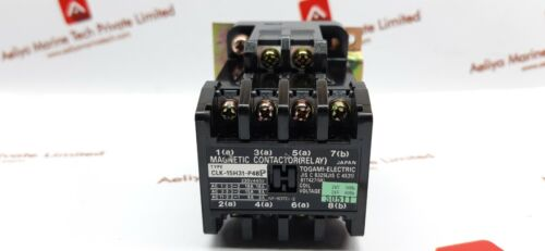 Togami-electric clk-15h31-p4bp magnetic contactor relay