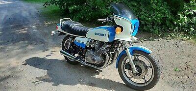 1980 Suzuki GS  1980 Suzuki GS1000S WES COOLEY GS1000 GS 1000S VINTAGE MOTORCYCLE