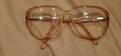 Gucci Vintage Frames HTF Eye Glasses GG 1103 Oversized Butterfly Made in Italy