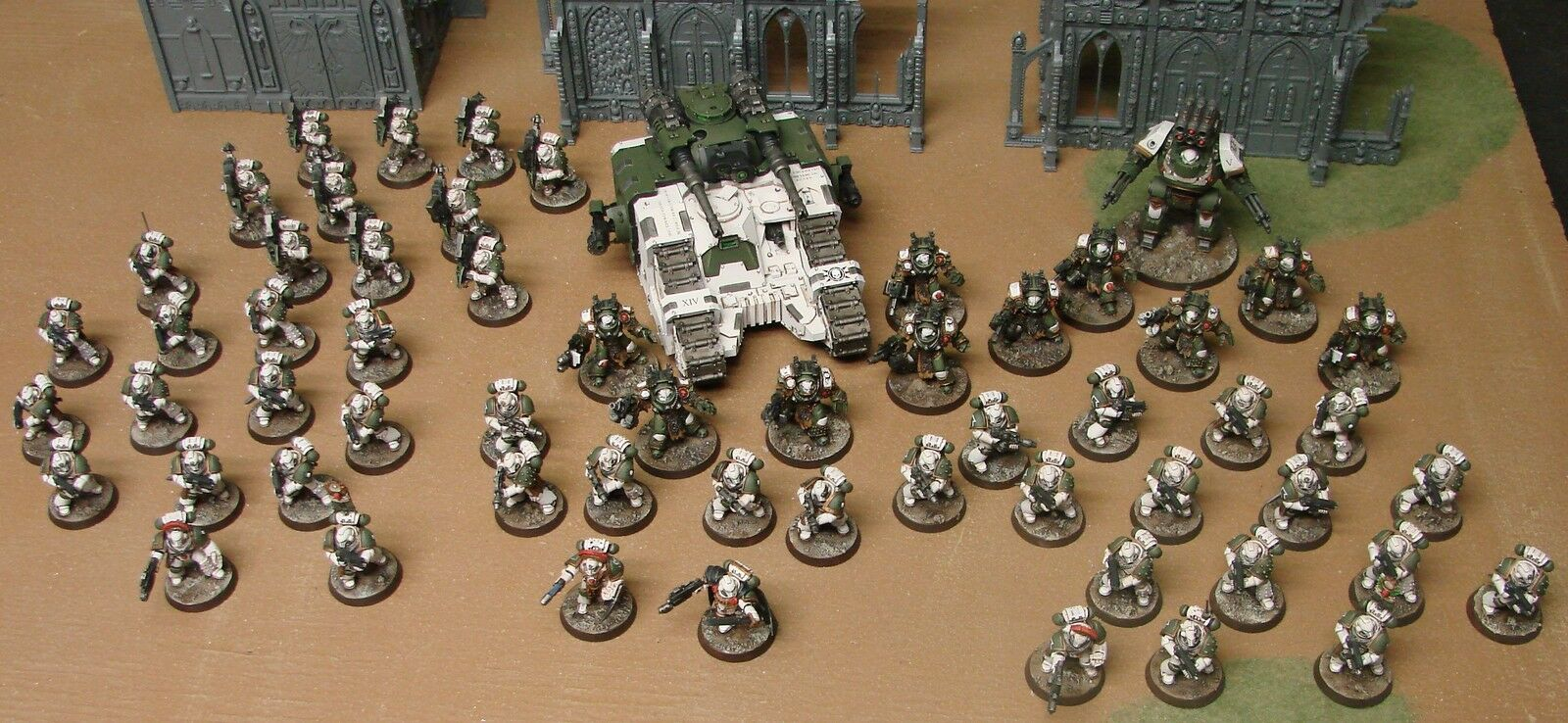Ironwarboss Miniatures and Games
