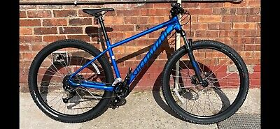 specialized rockhopper mountain bike large frame unused 2021 bought june 21