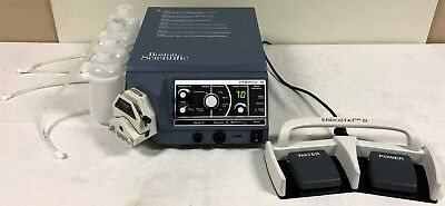 Boston Scientific Endostat Iii Electrosurgical Unit With Footswitch And Extras