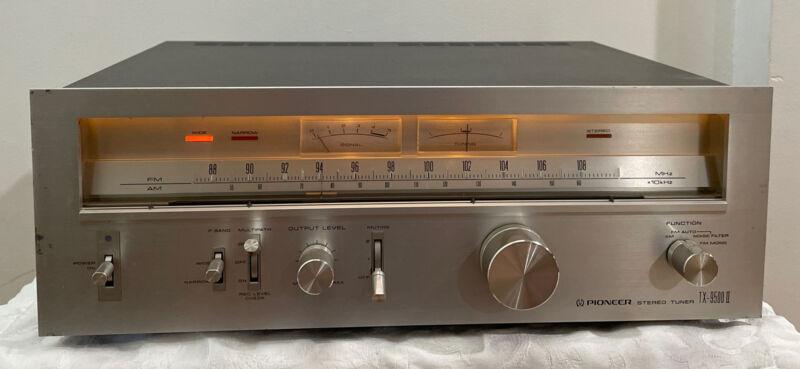 PIONEER TX-9500II AM/FM TUNER