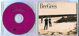 The Bee Gees - Alone - Rare 1997  Promo Cd Single