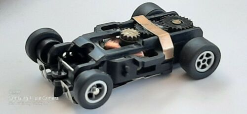 NEW YEAR 12.00 SPECIAL 1 NOS Auto World Long WB Xtraction HO Slot Car Chassis