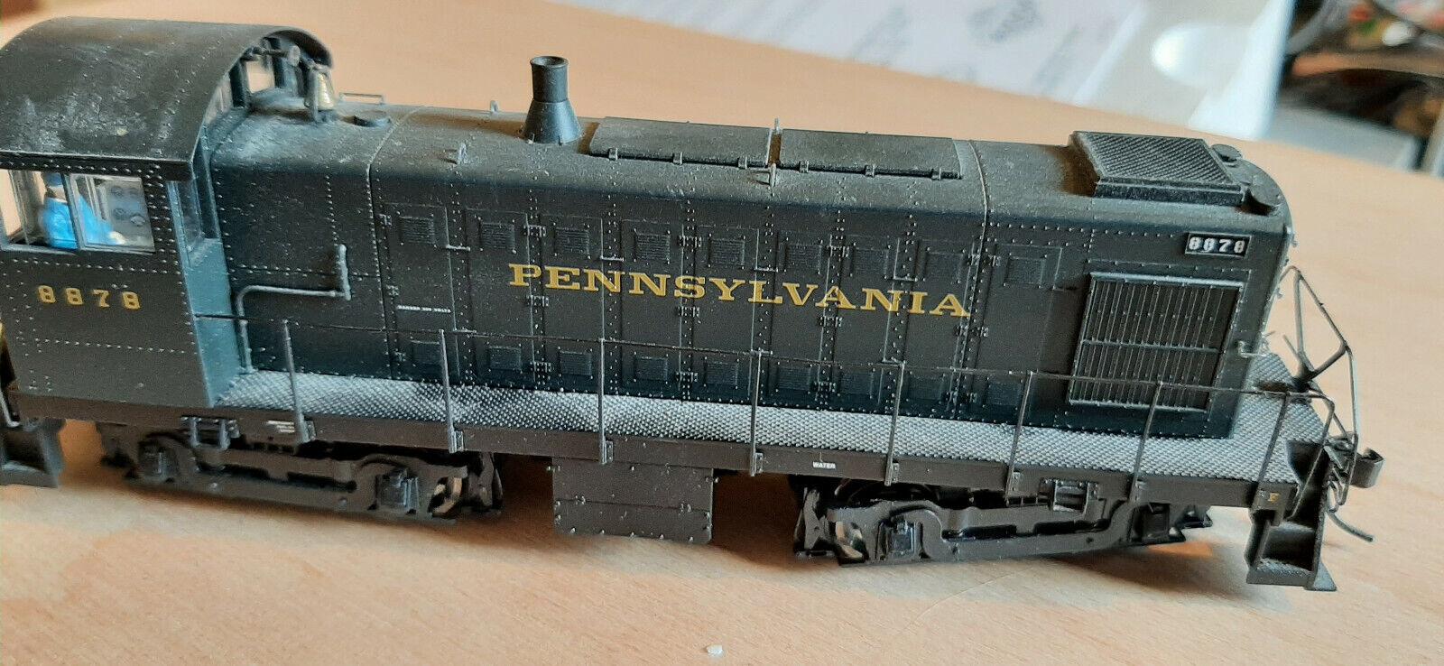 H0 Proto 2000 ALCO S3 der Pennsylvania #8878