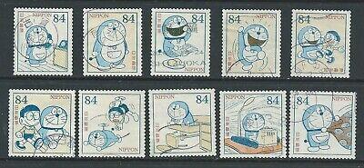 Japan -  Doraemon - y84 - Complete Used