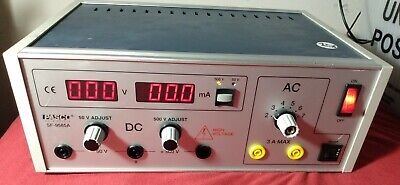 Pasco Scientific Sf-9585a High Voltage Power Supply