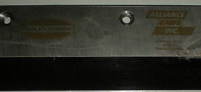 Alliance Knife Inc Challenge Paper Cutter Guillotine Knife Blade 573x65x10mm New