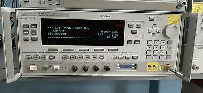 Agilent 83640a 10mhz To 40ghz Synthesised Sweeper Generator