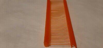 5000 1 Inch Barbs Fasteners Orange Fits Standard Or Reg Price Tag Tagging Gun