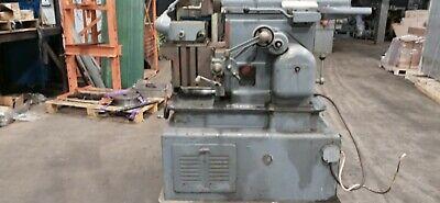 Sheldon Horizontal Shaper Mill 12 Very Good Condition.