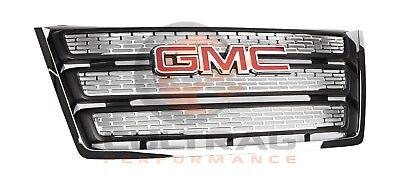 2010-2015 GMC Terrain Genuine GM Chrome Grille GMC Logo 22765590