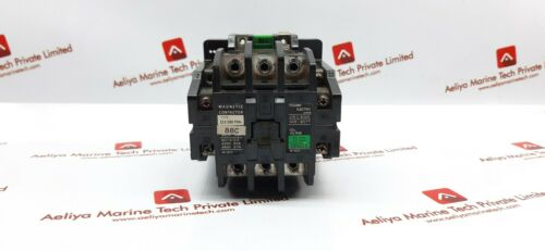 Togami electric clk-50h-p8al magnetic contactor used