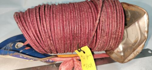 NOS Best #12AWG Western Electric Stranded Copper Cloth Wire 10M (A328)