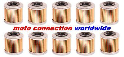 PACK OF 10 RFX OIL FILTERS FOR <em>YAMAHA</em> YZF250 YZF450 2013        FXOF 4