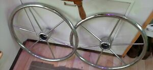 Boat Steering wheel 500mm with shallow dish 316 Stainless Steel Helm