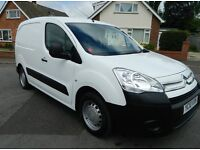2010 Citroen Berlingo 625X 1.6HDI EXCELLENT CONDITION, NO VAT. P/X, Credit Cards Welcome