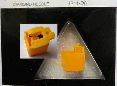 4211-D6 DIAMOND PHONO NEEDLE  AUDIO TECHNICA ATN-3600 36001 YAMAHA N-7700 SEALED