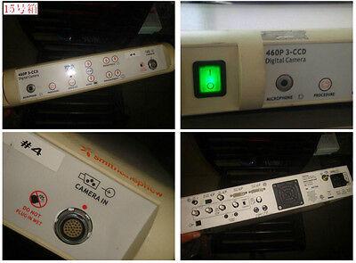 Smith Nephew 460p 3-ccd Endoscopy Digital Camera Processor 72200086