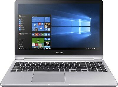 "Samsung Notebook 7 Spin 2-in-1 15.6"" FHD Touchscreen i7-7500U 12GB 1TB 940MX"
