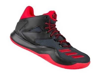 buy popular 30993 a1305 New Adidas D Rose 773 V Mid Black Scarlet, Men s basketball shoe, 11US