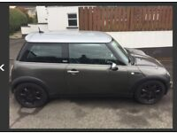 06 Mini Cooper park lane Limited edition model with Full Leather interior.