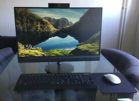 Lenovo Ideacentre All-In-One 2TB Disk, 128 SSD, 16GB RM, Amd 3.2 Ghz as new