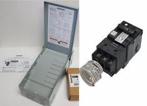 GFCI Breaker for Spa and Pool - 20 to 60 amp - 48 hours free delivery - 129,99 $
