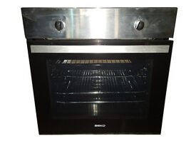 BEKO OSF21133SX Built-in Electric Oven, Stainless Steel