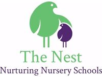 BRAND NEW NURSERY opportunities for level 2+ practitioners, leaders & deputy FT/Part/term time