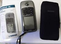 Handheld 2004 Garmin GPS76 for hiking