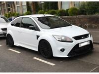 2010 Focus RS white tuned by REVO stage 4+