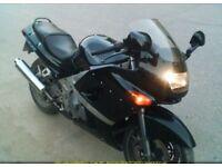 Kawasaki ZZR400 PROJECT