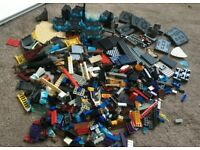 Building bricks and pieces- Not Lego