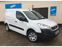 Peugeot Partner 1.6 HDI Blue Professional Panel Van 2016(66)