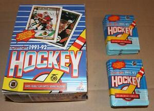 O-Pee-Chee 1991-92 Hockey Card pack