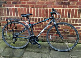 Norco VFR 2 Forma 2015 Womens Hybrid Bike (Size: 14.5/XS) - Very Good Condition