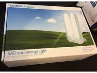 Lumie Arabica Seasonal Affective Disorder SAD Lamp - Brand New