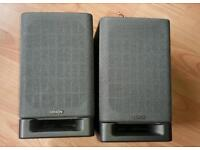 Denon 25W Speakers (Book Shelf type)