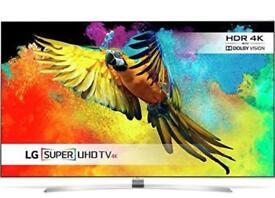 LG 65UH950V super ultra hd 4k 3D tv. Grade A
