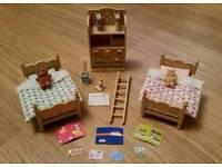 Sylvanian Families Children Bedroom set